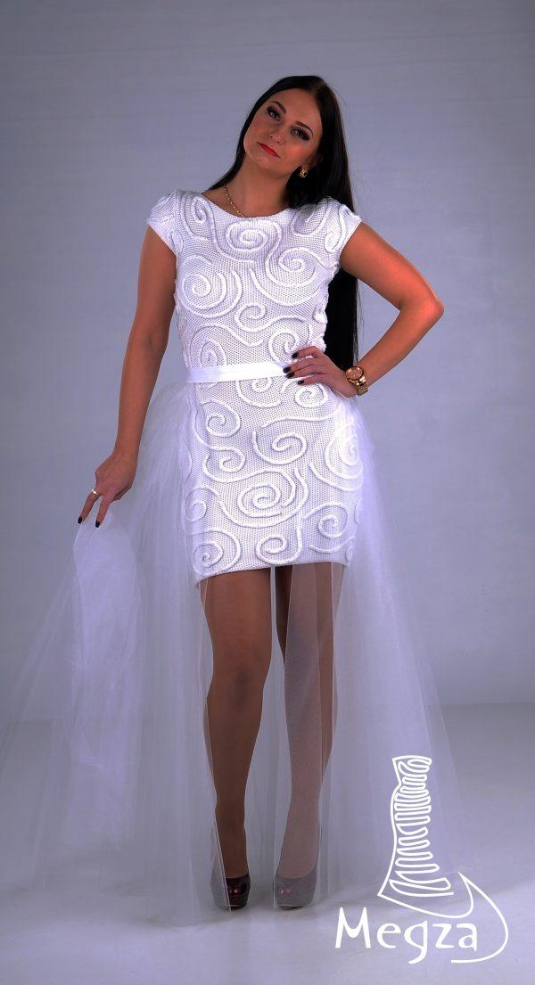 MGZ-209 vestuvine suknele, megza suknele, vestuvines sukneles, wedding dress, wedding dresses, progine suknele 3